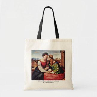 Italia And Germania (Shulamith And Mary) Tote Bag