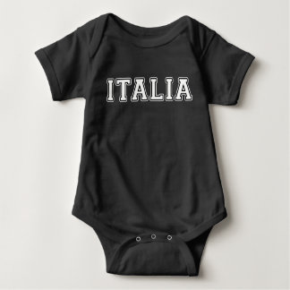 Italia Baby Bodysuit