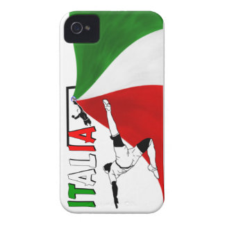 Italia Case-Mate iPhone 4 Case