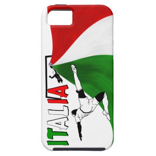 Italia iPhone 5 Cover