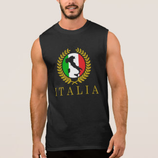 Italia Classico Sleeveless Shirt