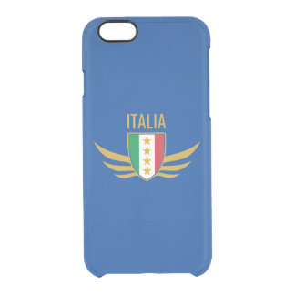 Italia Clear iPhone 6/6S Case