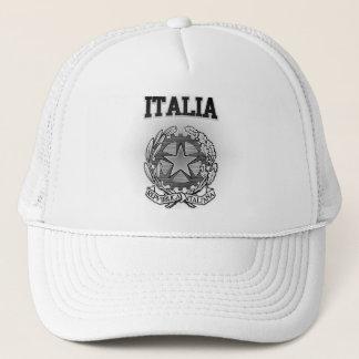 Italia Coat of Arms Trucker Hat