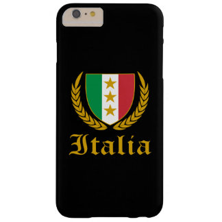 Italia Crest Barely There iPhone 6 Plus Case