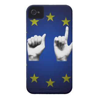 italia europe black iPhone 4 Case-Mate case