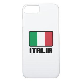 Italia Flag iPhone 8/7 Case