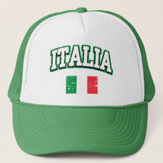 Italia Flag Trucker Hat