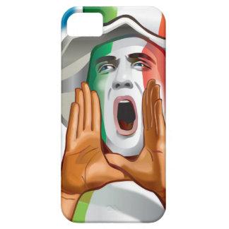 Italia Football Fan Reaction iPhone 5 Case