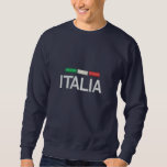 Italia Italy Embroidered Sweatshirt