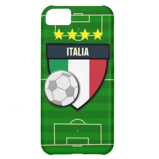 Italia Italy Soccer iPhone 5C Cover