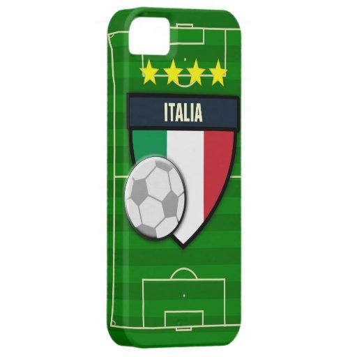 Italia Italy Soccer iPhone 5 Covers