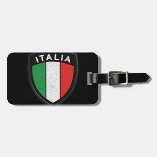 italia.jpg luggage tag