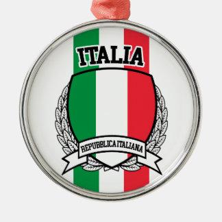 Italia Metal Ornament