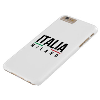 Italia Milano Barely There iPhone 6 Plus Case