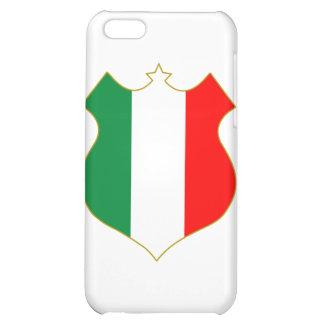 Italia-shield.png iPhone 5C Case