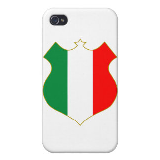 Italia-shield.png iPhone 4/4S Covers