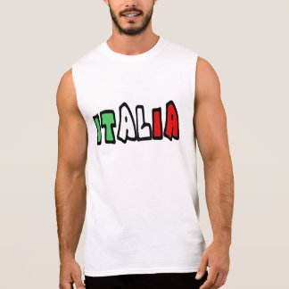 Italia Sleeveless Shirt
