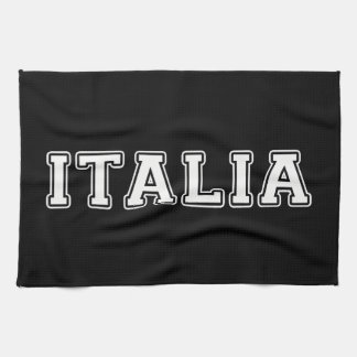 Italia Tea Towel