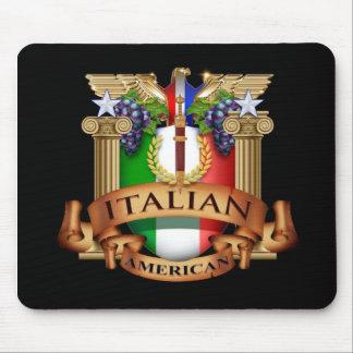 Italian American Mouse Pad