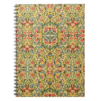 Italian Arabesque Notebook