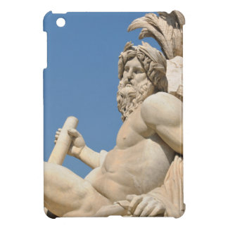 Italian architecture in Piazza Navona,Rome, Italy Case For The iPad Mini