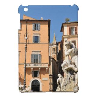 Italian architecture in Piazza Navona,Rome, Italy iPad Mini Cover