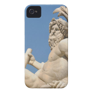 Italian architecture in Piazza Navona,Rome, Italy iPhone 4 Case-Mate Case