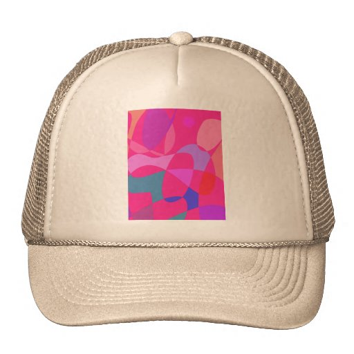 Italian Artisan Mesh Hats