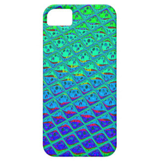 Italian Blend of Blue Tiles.png iPhone 5 Cases