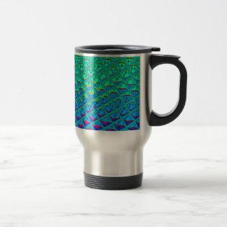 Italian Blend of Blue Tiles.png Travel Mug