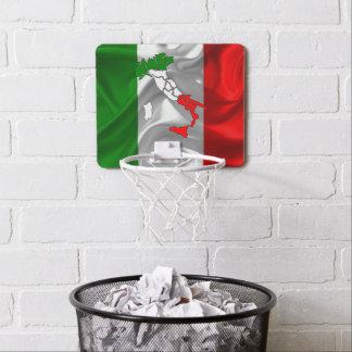 Italian boot mini basketball hoop