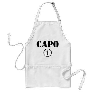 Italian Bosses : Capo Numero Uno Apron