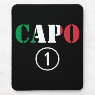 Italian Bosses Capo Numero Uno Mouse Pad