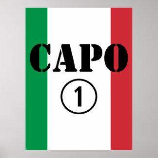 Italian Bosses : Capo Numero Uno Posters