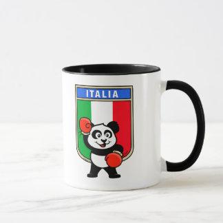 Italian Boxing Panda Mug
