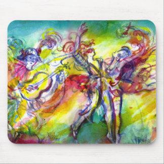ITALIAN CARNIVAL / Dance,Music,Theater Mouse Pad