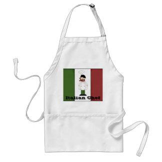 Italian Chef #5 Apron