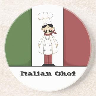 Italian Chef #6 Coaster