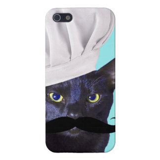 Italian Chef, AKA Black Cat iPhone 5 Case