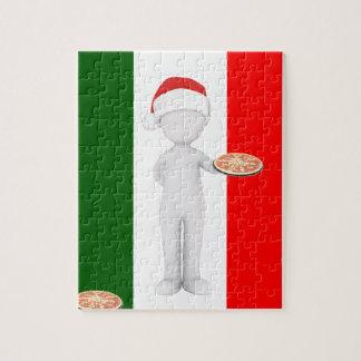 italian christmas jigsaw puzzle