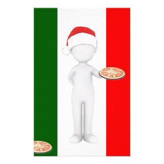 italian christmas stationery