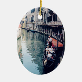 Italian Christmas Tree Ornament - Venice Italy