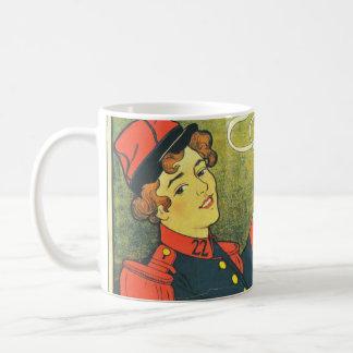 Italian Cigarette Ad 1899 Coffee Mug