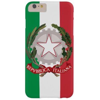 Italian Coat of Arms Flag Barely There iPhone 6 Plus Case