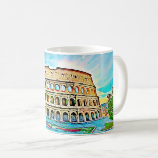 Italian Colosseum Coffee Mug