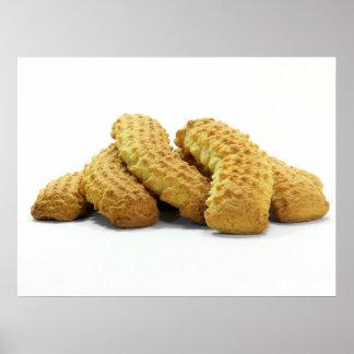 Italian Cookies Poster
