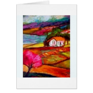 Italian Countryside Card