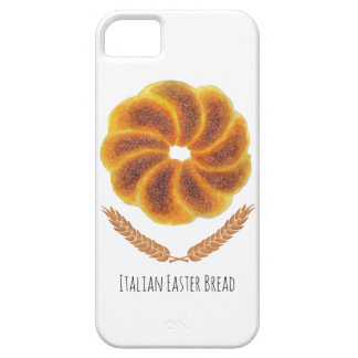 Italian Easter Bread iPhone 5 Covers