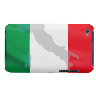 italian flag and Italy iPod Case-Mate Cases