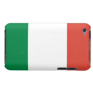 italian flag barely there iPod cover